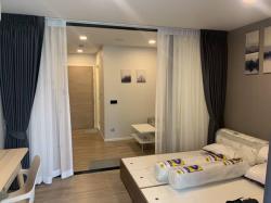 ให้เช่าคอนโด เคฟ ทาวน์ สเปซ 1 ห้องนอน พื้นที่ 27.3 ตรม 1 ห้องนอน 1 ห้องน้ำ ชั้น 1 ตึก B