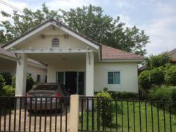 บ้านเดี่ยวใกล้สนามบินเชียงใหม่ เพียง15นาที / single house near chiang mai airport only 15 mins