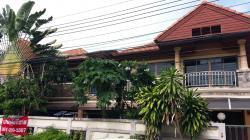 ขายขาดทุนตบแต่งเยอะ บ้านแฝด เป็นได้ทั้งออฟฟิตและบ้านพัก บางแวก พุทธมณฑลสาย 2
