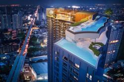 ขายดาว์น LIFE ladprao VALLEY 28.8 ตรม. 1 bed plus ชั้น 22 ห้องสตู ทั้ง MRT และ BTS โทร 0925536998