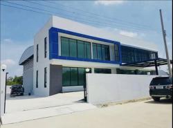 ขายที่ดิน100 ตารางวา พร้อมโรงงานใหม่ อำเภอไทรน้อย นนทบุรี