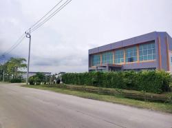 โรงงานสำเร็จรูปพร้อมสำนักงาน ติดโครงข่ายระบบโลจิสติกส์สุวรรณภูมิ