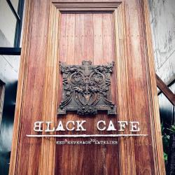 L'atelier Poshtel Phuket ( โรงแรม ลาเทลิเย่ พอชเทล ภูเก็ต ) + BLACK CAFE'
