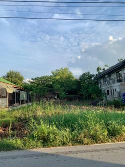 ขายที่ดินแปลงสวย เหมาะสำหรับสร้างบ้าน สร้างธุระกิจ ทำเลดีในลพบุรี