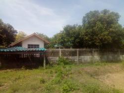 บ้านชั้นเดียว 4ห้องนอน 2ห้องน้ำ 1ห้องครัว พร้อมที่ดิน 5ไร่ 1งาน 87ตารางวา เมืองยโสธร โทร 061 5917 106
