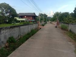 ขายที่ดินเปล่า 141 ตรว. เหมาะแก่การสร้างที่อยู่อาศัย ใกล้แหล่งชุมชน ใกล้ถนนพหลโยธิน