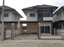 ขายบ้านแฝด 2 ชั้น 3 ห้องนอน 3 ห้องน้ำ พื้นที่ 60 ตารางวา