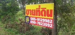 ขายที่ดินเปล่า ราคาถูก ติดถนน อำเภอขลุง จังหวัดจันทบุรี